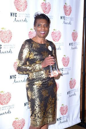 NYC Hospitality Alliance Awards 2018