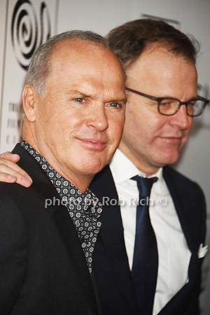 Michael Keaton, Tom McCarthy