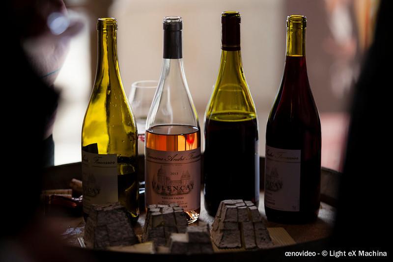 Les deux AOC Valençay : le vin et le fromage