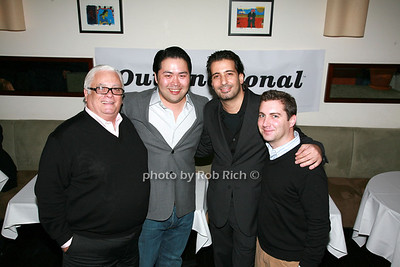 Michael Pedone, Charles Ho, Victor Mazzeo, Mat Zucker photo by Rob Rich © 2008 robwayne1@aol.com 516-676-3939