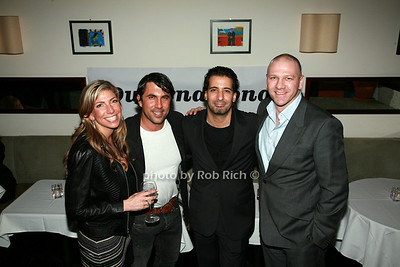 Stephanie Beige, Michael Kantrow, Victor Mazzeo, John Dunleavy photo by Rob Rich © 2008 robwayne1@aol.com 516-676-3939