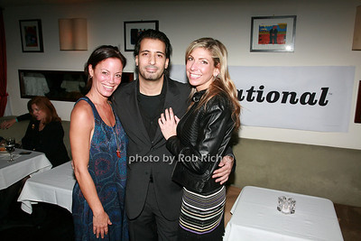 Laura Pedone, Victor Mazzeo. Stephanie Beige photo by Rob Rich © 2008 robwayne1@aol.com 516-676-3939