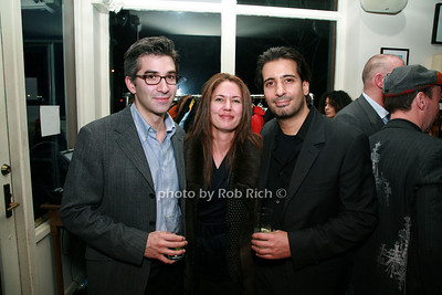 James Wynn, Olivia Ward, Victor MAzzeo photo by Rob Rich © 2008 robwayne1@aol.com 516-676-3939