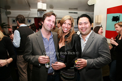 Jim Brennan, Stephanie Beige, Charles Ho photo by Rob Rich © 2008 robwayne1@aol.com 516-676-3939