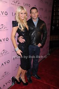 Paris Hilton, Cy Waits photo by Rob Rich © 2011 robwayne1@aol.com 516-676-3939