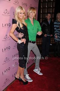 Paris Hilton, Marc Bouwer photo by Rob Rich © 2011 robwayne1@aol.com 516-676-3939