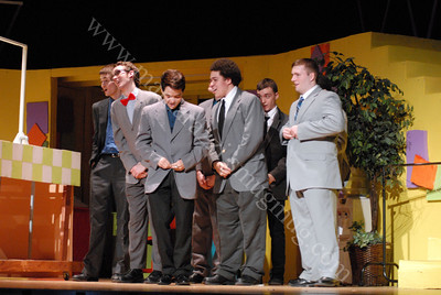 2012 HHS Drama Production March
