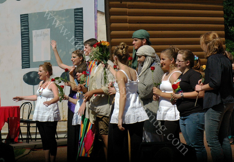 2008<br /> Tippecanoe School Corporation Summer Musical<br /> Production Shots<br /> Joseph and the Amazing Technicolor Dreamcoat