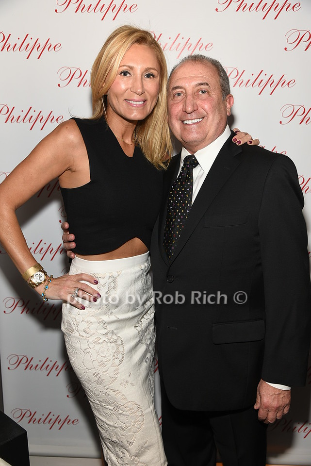 Donna Lewan, Steve Boxer 