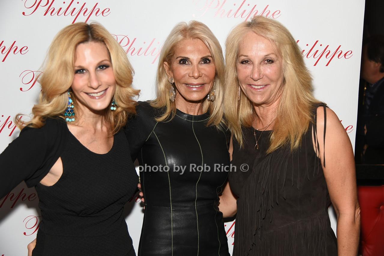 Randi Schatz, Andrea Warshaw Wernick, Missy Lubliner photo by Rob Rich/SocietyAllure.com © 2016 robwayne1@aol.com 516-676-3939