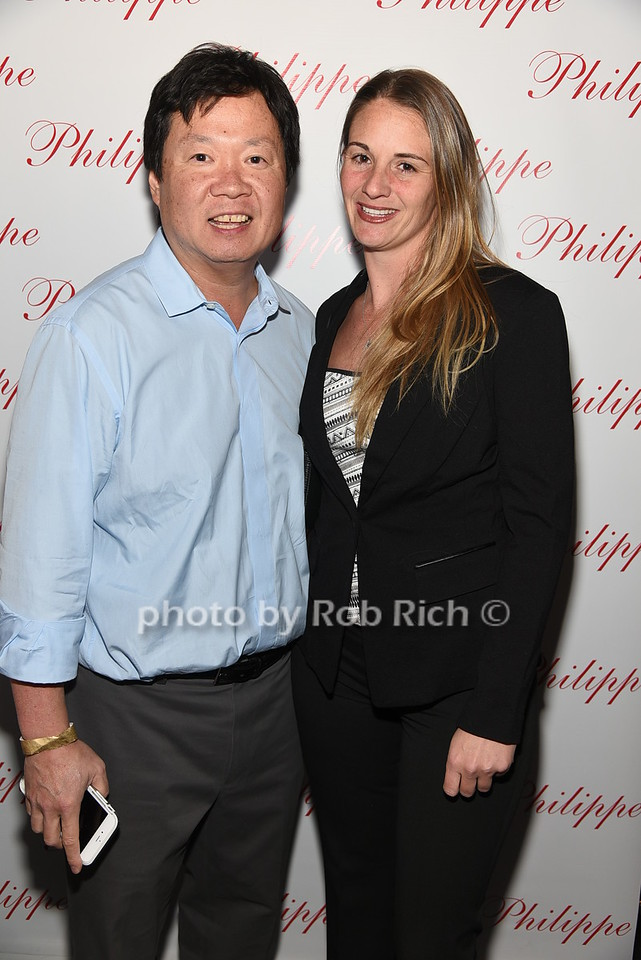 Larry Hong, Libby Eddy