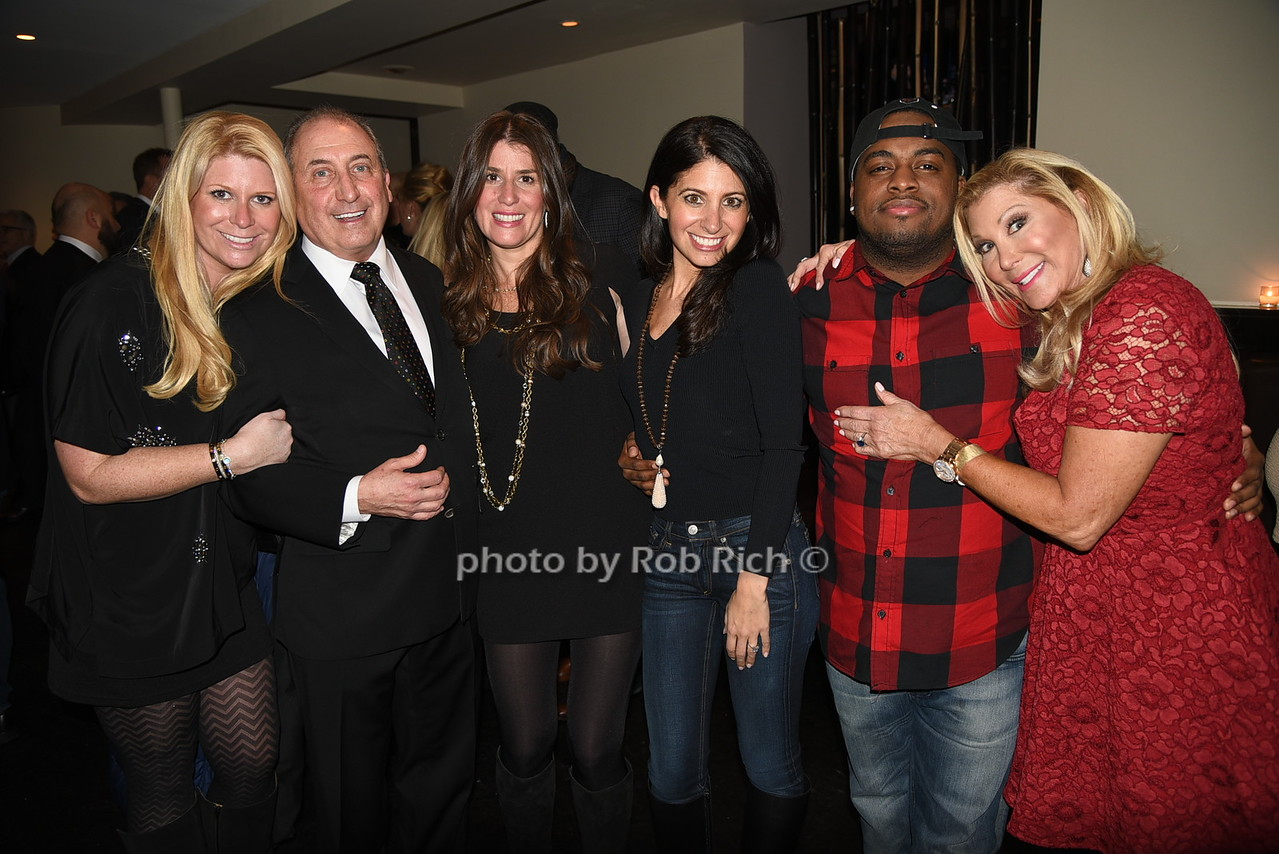 Blake Charno, Steve Boxer,Lara Charno, Lauren Boxer, Billubs, Michelle Walker photo by Rob Rich/SocietyAllure.com © 2016 robwayne1@aol.com 516-676-3939
