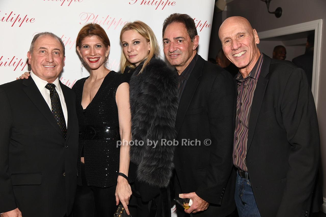 Steve Boxer,Amy Gottenberg, Karolina Zmarlak, Neal Simon, Joel Wernick photo by Rob Rich/SocietyAllure.com © 2016 robwayne1@aol.com 516-676-3939