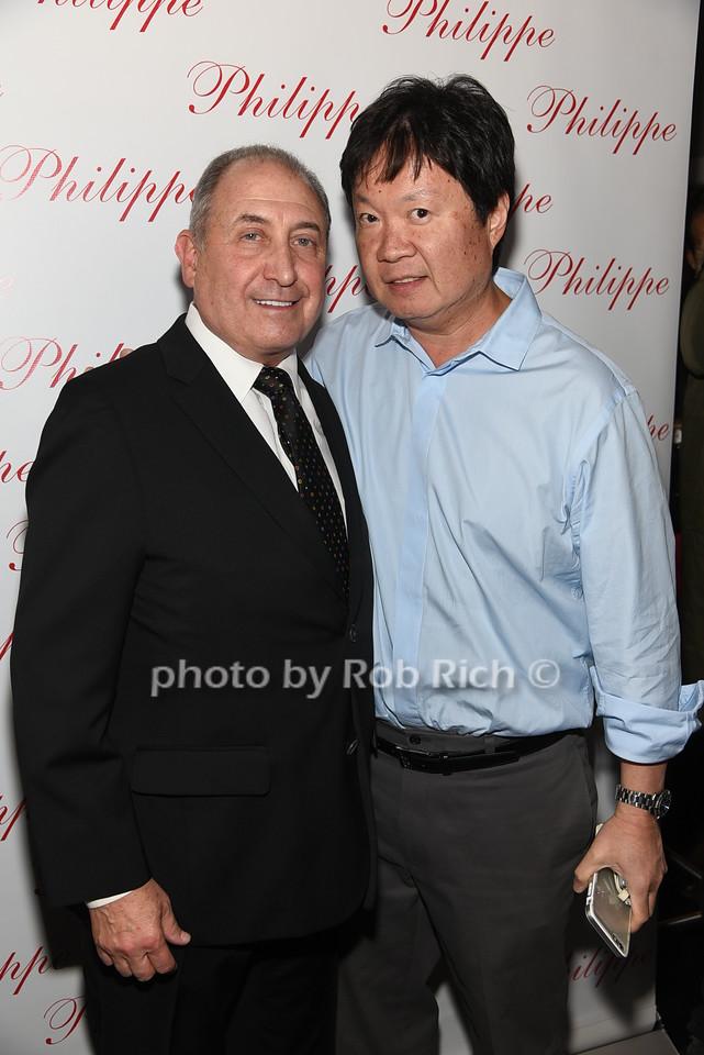 Steve Boxer, Larry Hong photo by Rob Rich/SocietyAllure.com © 2016 robwayne1@aol.com 516-676-3939