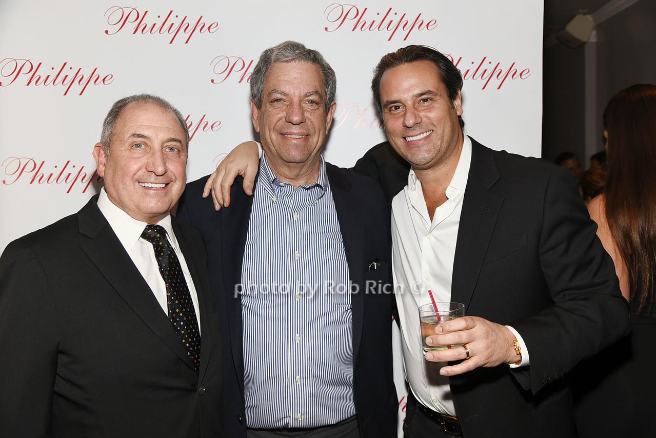 Steve Boxer, Mitch Modell, Michael Gabriel