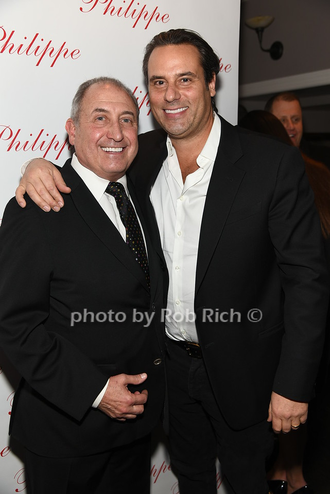 Steve Boxer, Michael Gabriel