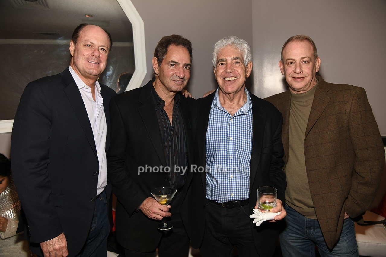 guest, Neal Simon, Ira Freiman, guest