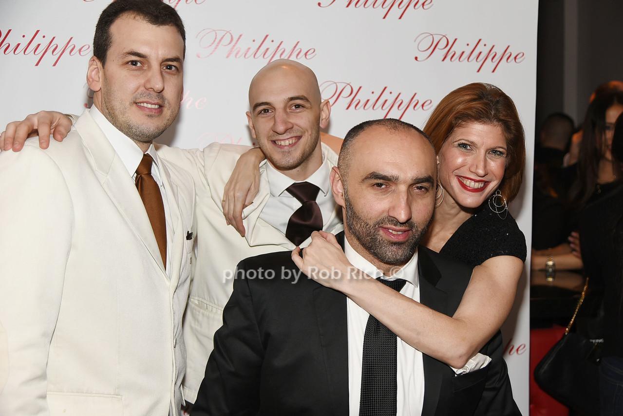 guests,  Edis Julevic, Amy Gottenberg