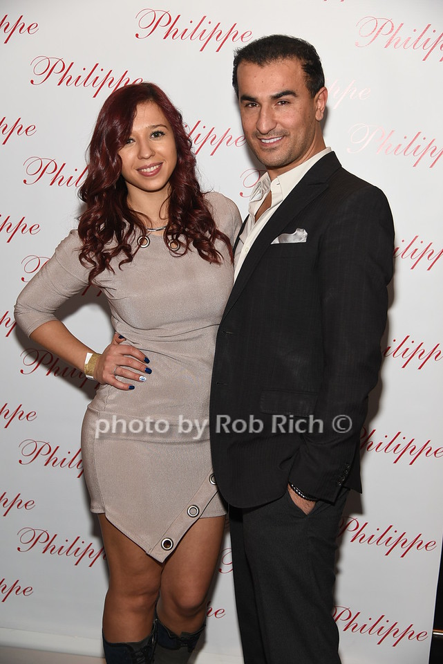 Lola Ienikeieva,  Zach Erdem 