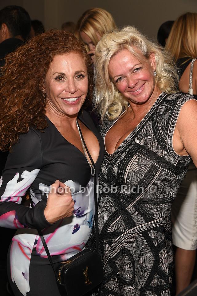 Crystal Behar, Christine Kornblatt photo by Rob Rich/SocietyAllure.com © 2016 robwayne1@aol.com 516-676-3939