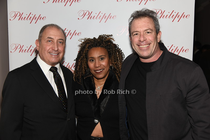 Steve Boxer, Monica Cohn. Richard Cohn 