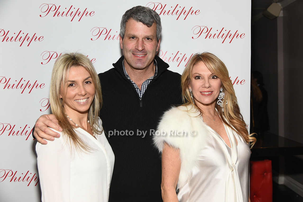 Nicole Tunick, Zach Tunick, Ramona Singer photo by Rob Rich/SocietyAllure.com © 2016 robwayne1@aol.com 516-676-3939