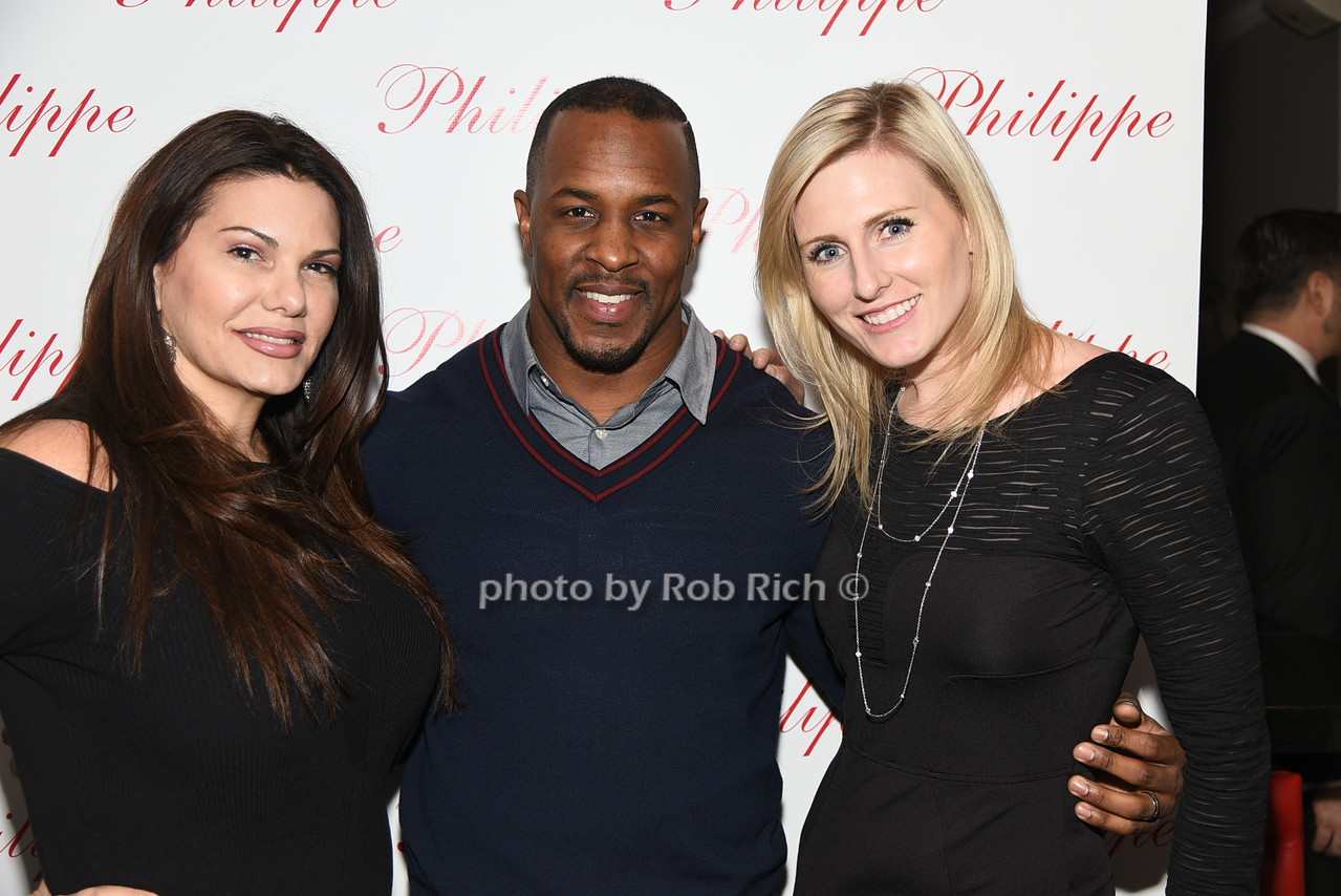MJ Pedone, Eric Coleman, Dina Mason