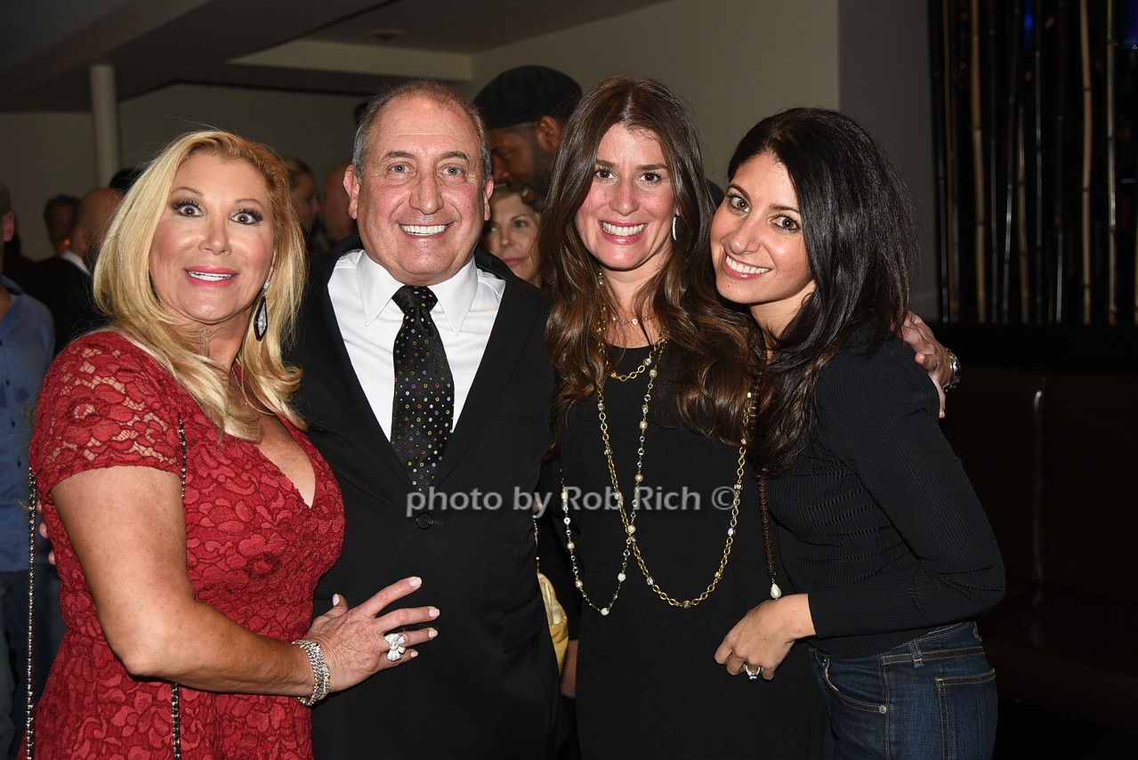 Michelle Walker, Steve Boxer, Lara Charno, Lauren Boxer
