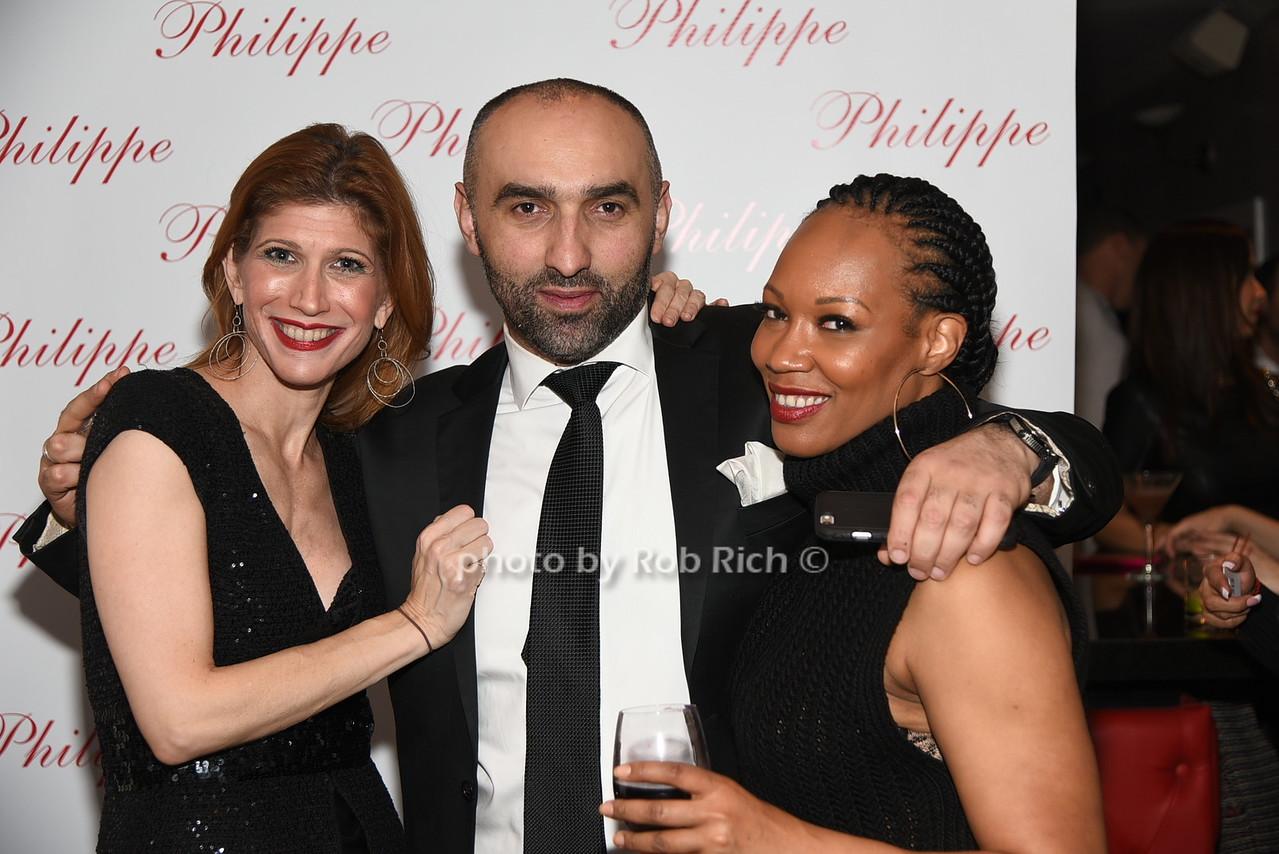 Amy Gottenberg, Edis Julevic, Kim Morgan photo by Rob Rich/SocietyAllure.com © 2016 robwayne1@aol.com 516-676-3939