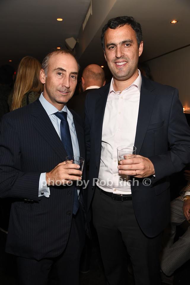 Pabloi Kausmann, Emiliano Mendez