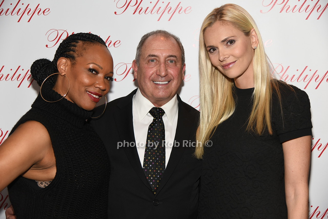 Kim Morgan , Steve Boxer, Veronica Gabriel