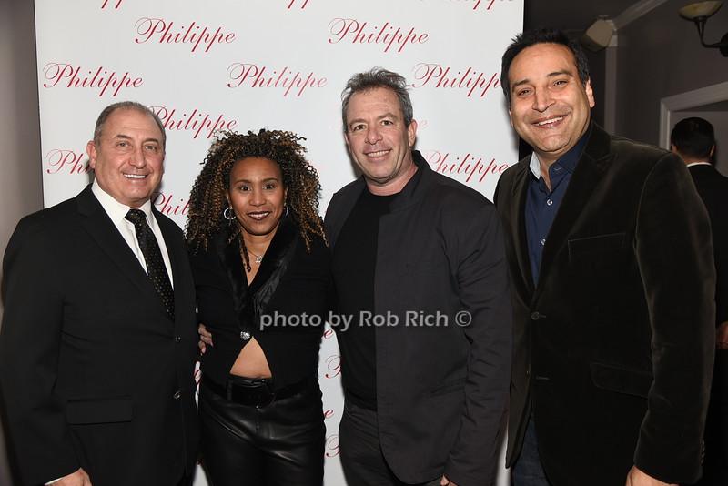 Steve Boxer, Monica Cohn. Richard Cohn, Abraham Merchant photo by Rob Rich/SocietyAllure.com © 2016 robwayne1@aol.com 516-676-3939