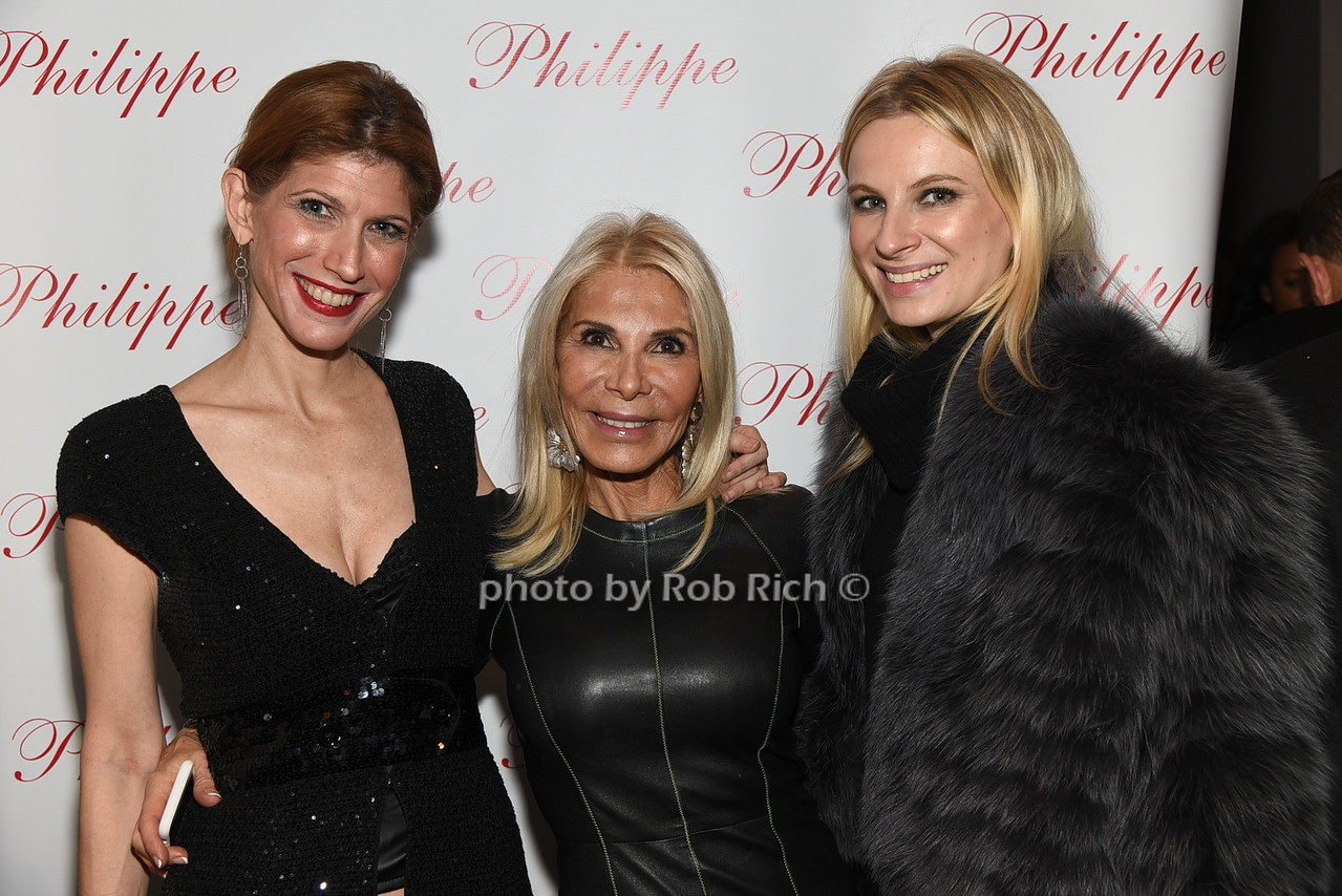 Amy Gottenberg, Andrea Warshaw Wernick, Karolina Zmarlak photo by Rob Rich/SocietyAllure.com © 2016 robwayne1@aol.com 516-676-3939