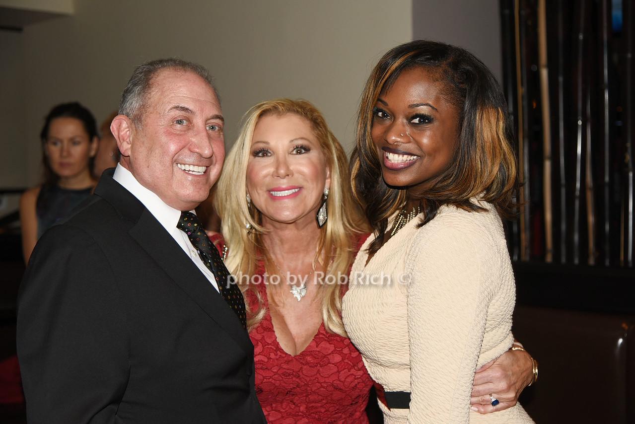 Steve Boxer, Michelle Walker, guest