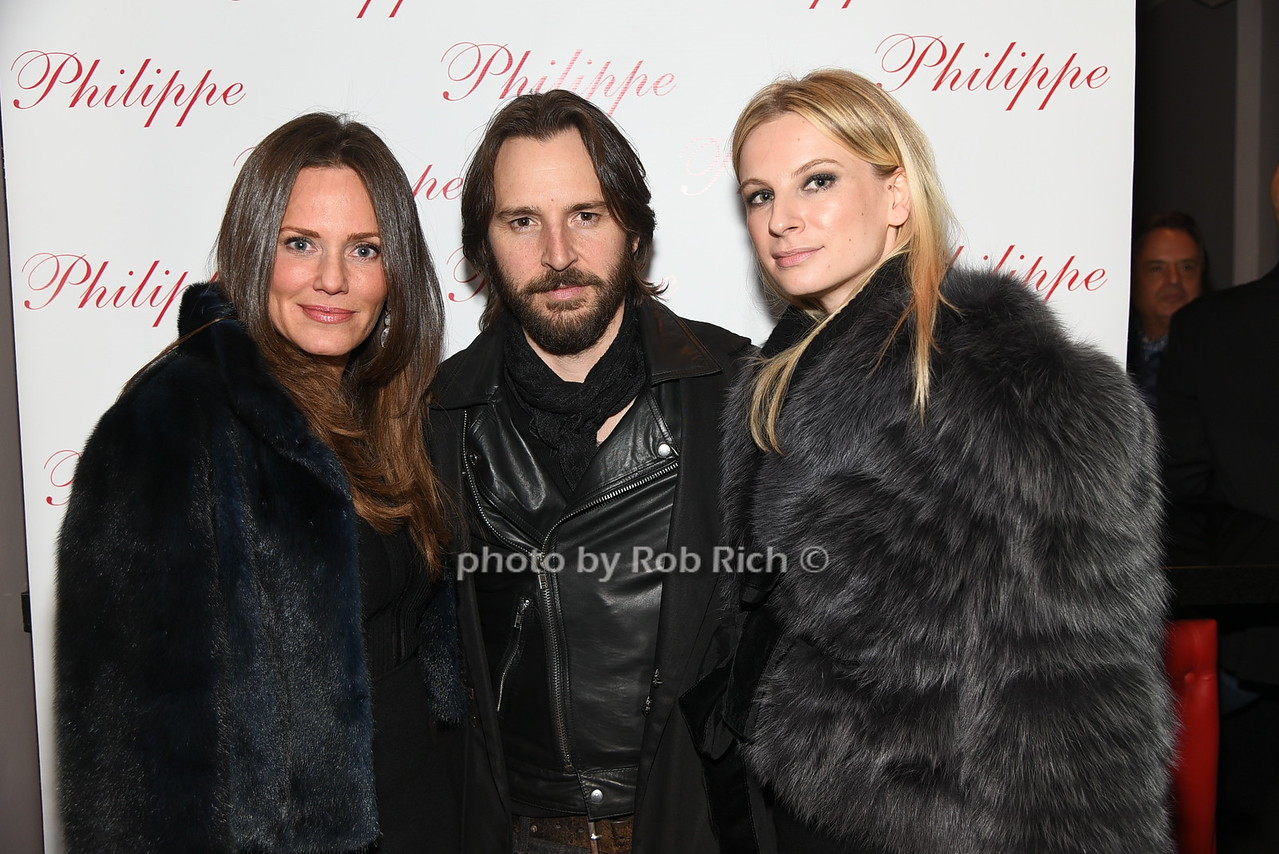 Karolina Zmarlak, Jeff Keyes,  Meredith Marks