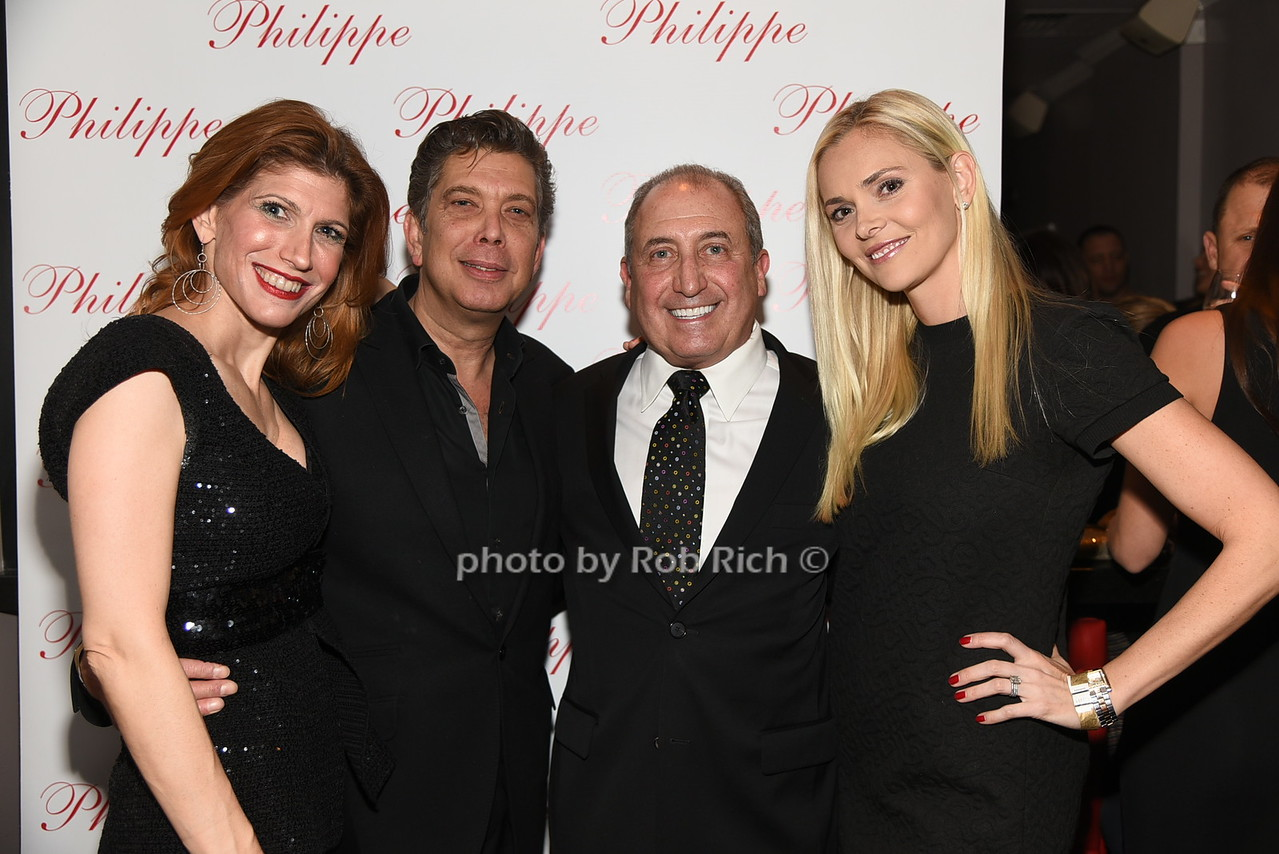 Amy Gotteberg, Ronnie, Steve Boxer, Veronica Gabriel
