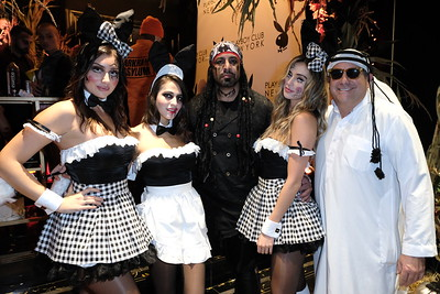 Playboy Club NYC Halloween Party 2019