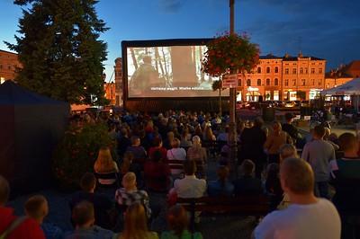 Kino plenerowe w Kępnie