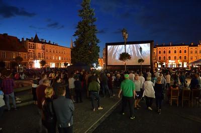 Kino Plenerowe Rynek w Kępnie