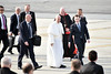 Pope Francis at Kennedy airport <br /> photo by Rob Rich/SocietyAllure.com © 2015 robwayne1@aol.com 516-676-3939