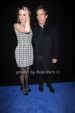 Tina Fey, Ben Stiller<br /> photo by Rob Rich © 2010 robwayne1@aol.com 516-676-3939