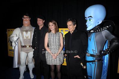 Metro Man, Brad Pitt, Tina Fey, Ben Stiller, Megamind photo by Rob Rich © 2010 robwayne1@aol.com 516-676-3939