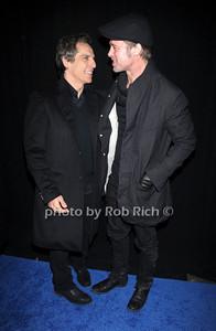 Ben Stiller, Brad Pitt photo by Rob Rich © 2010 robwayne1@aol.com 516-676-3939