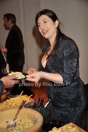 serving up Rana torellini photo by Rob Rich/SocietyAllure.com © 2014 robwayne1@aol.com 516-676-3939