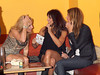 Sonya Morgan, Cindy Barshop, Kelly Killoren Bensimon<br />  photo  by Rob Rich © 2010 robwayne1@aol.com 516-676-3939