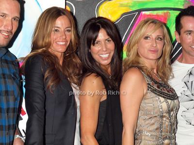 Kelly Killoren Bensimon, Cindy Barshop, Sonya Morgan
