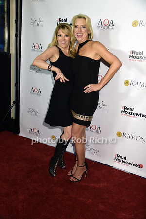 Ramona Singer, Dorinda Medley photo by Rob Rich/SocietyAllure.com © 2015 robwayne1@aol.com 516-676-3939