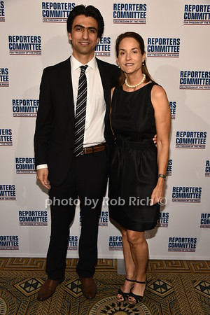 Hashmat  Baktash, Carolyn Cole photo by Rob Rich/SocietyAllure.com ©2017 robrich101@gmail.com 516-676-3939