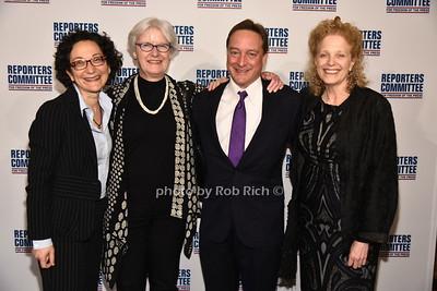 Linda Steinman, Liz McNamara,  Bob Lystad, Laura Handman photo by Rob Rich/SocietyAllure.com ©2017 robrich101@gmail.com 516-676-3939