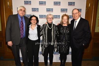 Bruce EH Johnson, Linda Steinman, Liz McNamara,, Laura Handman, Victor Kovner photo by Rob Rich/SocietyAllure.com ©2017 robrich101@gmail.com 516-676-3939